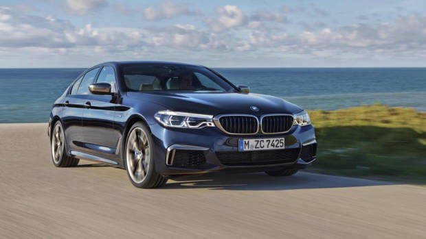 2020 BMW M550i - 6