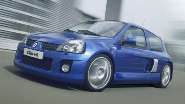 2005 Renault Clio V6