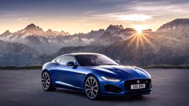 2020 Jaguar F-Type Lead