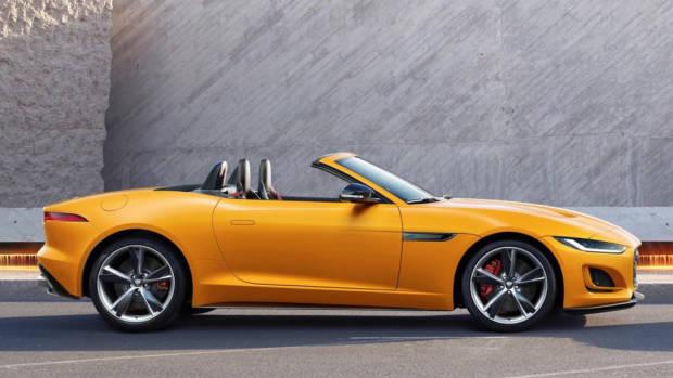2020 Jaguar F-Type Vert