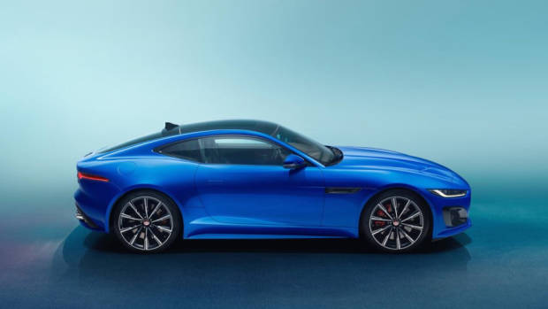 2020 Jaguar F-Type Profile