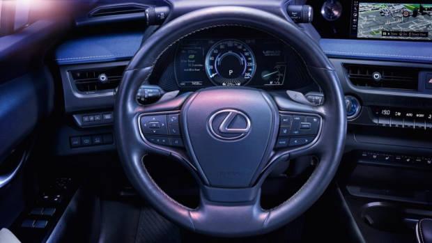 2020 Lexus UX 300e - Interior