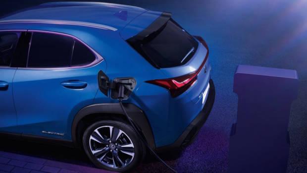 2020 Lexus UX 300e - 2