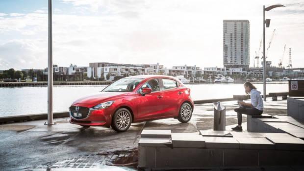 2020 Mazda 2 Facelift - 2