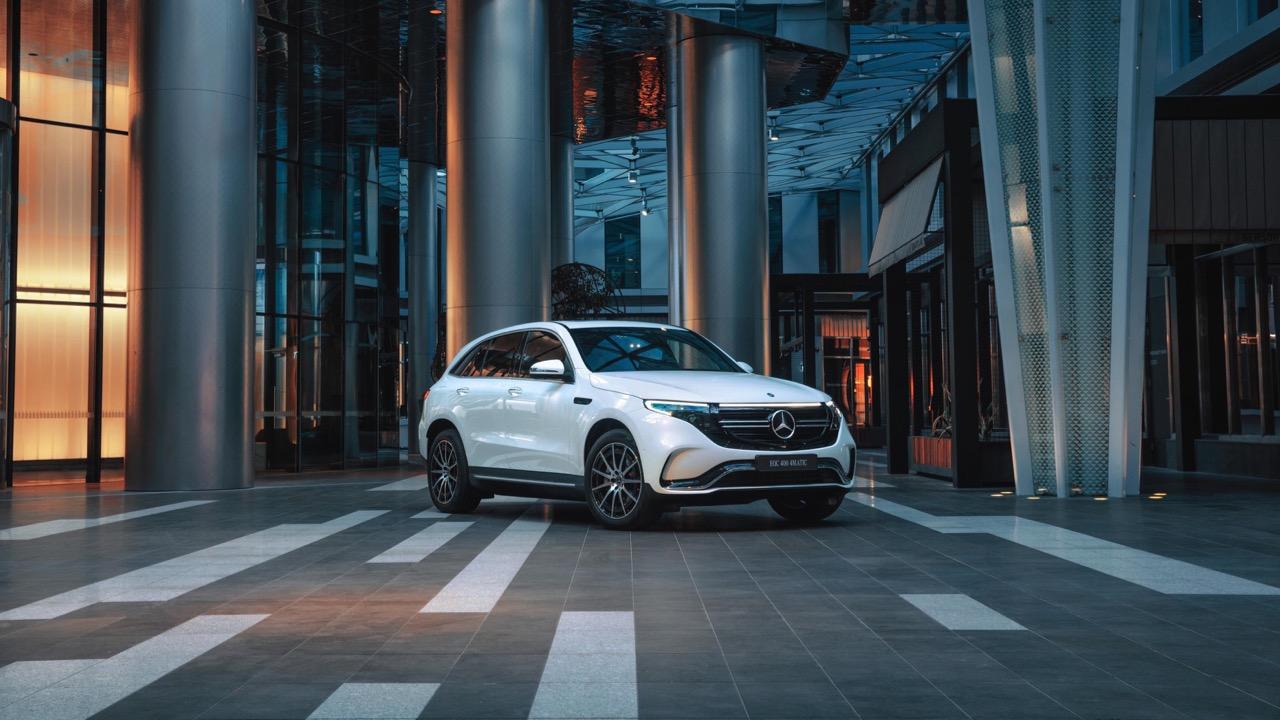 2020 Mercedes EQC 400 - 1