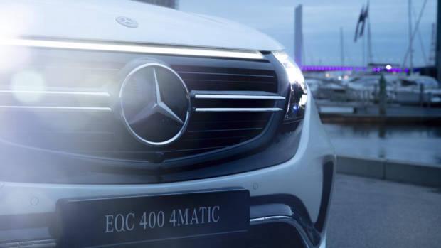 2020 Mercedes EQC 400 - 4