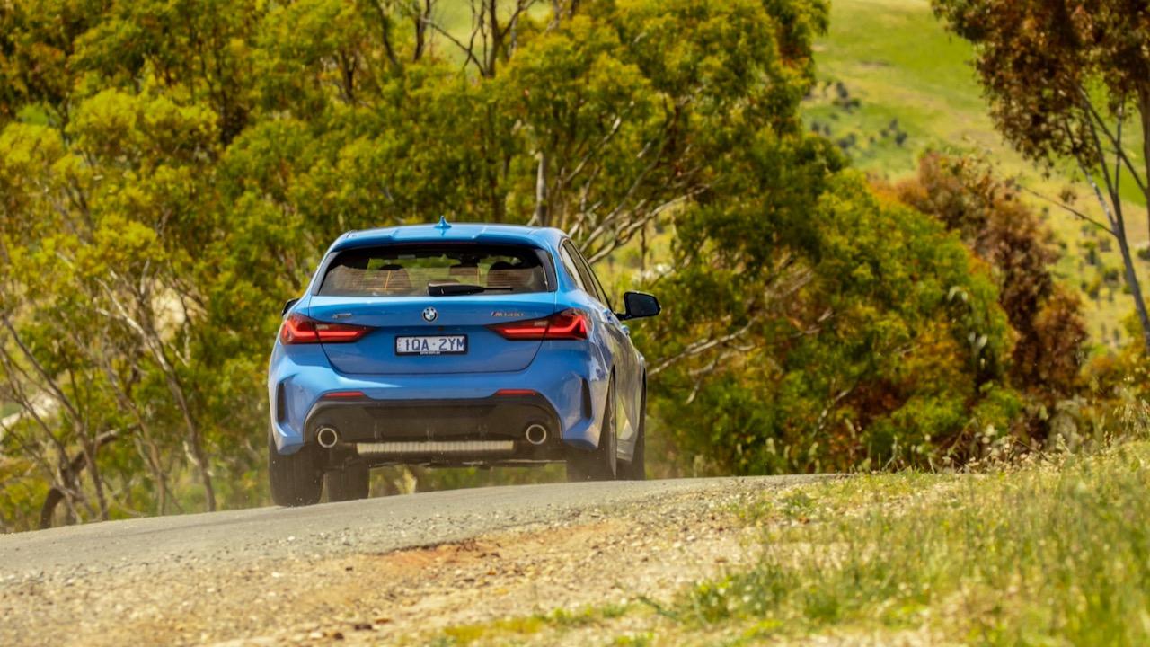 BMW m135i 2020 review AWD
