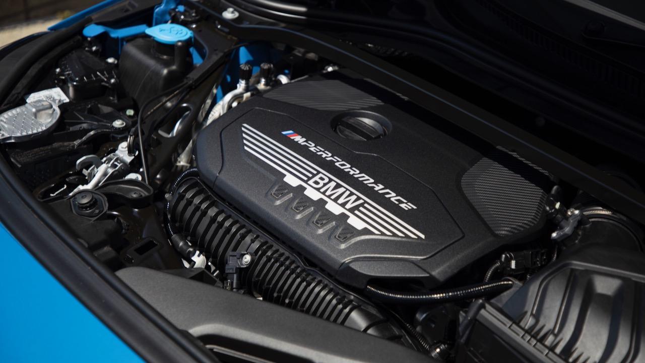 BMW m135i 2020 review engine