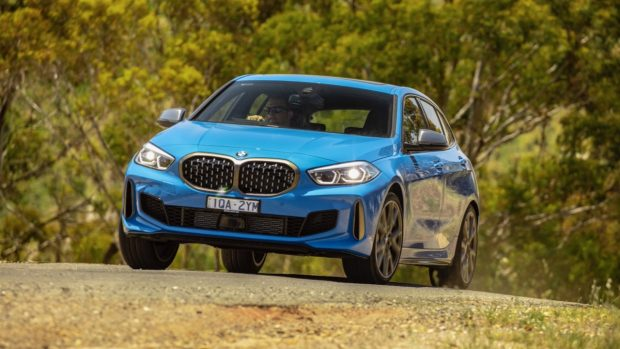 BMW m135i 2020 review handling