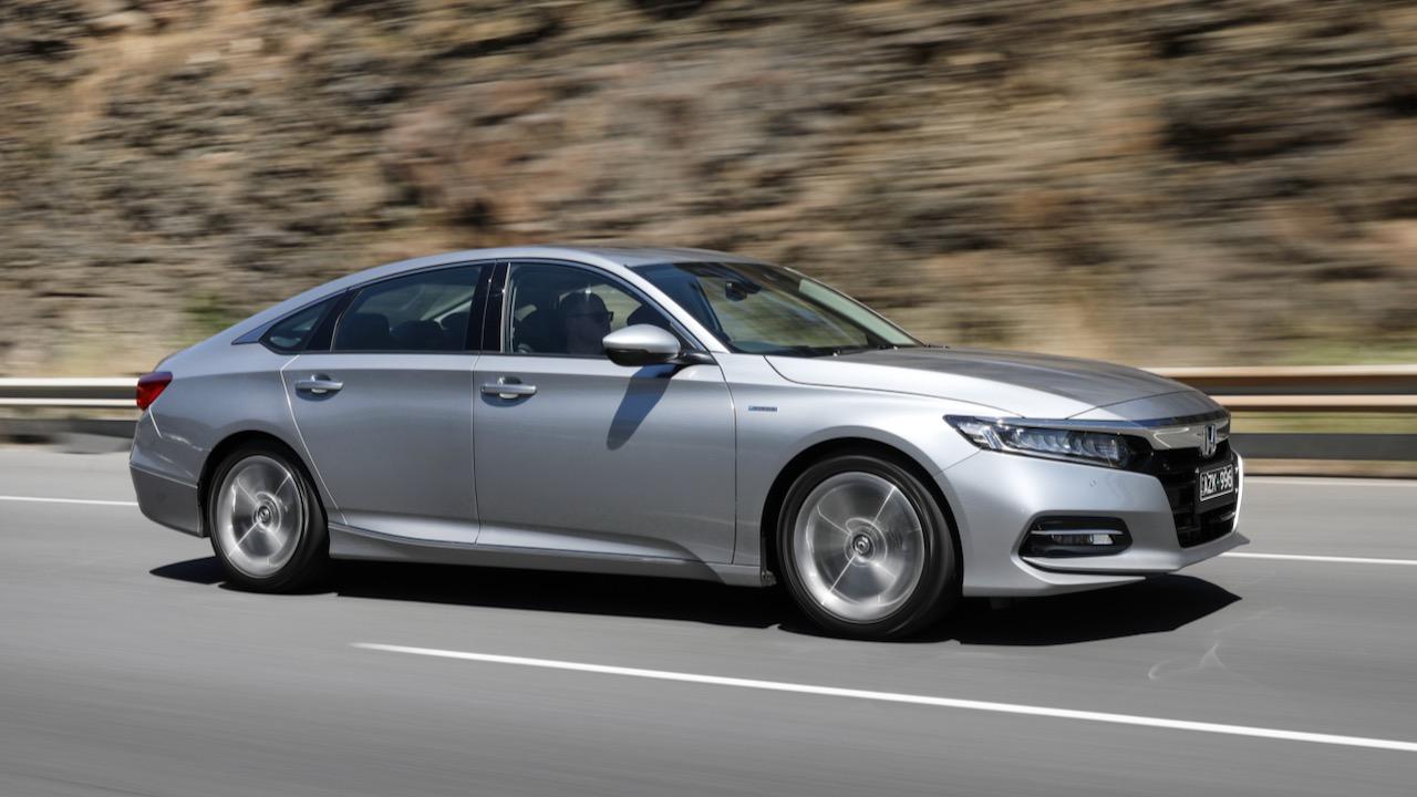 Honda Accord 2020 review Australia