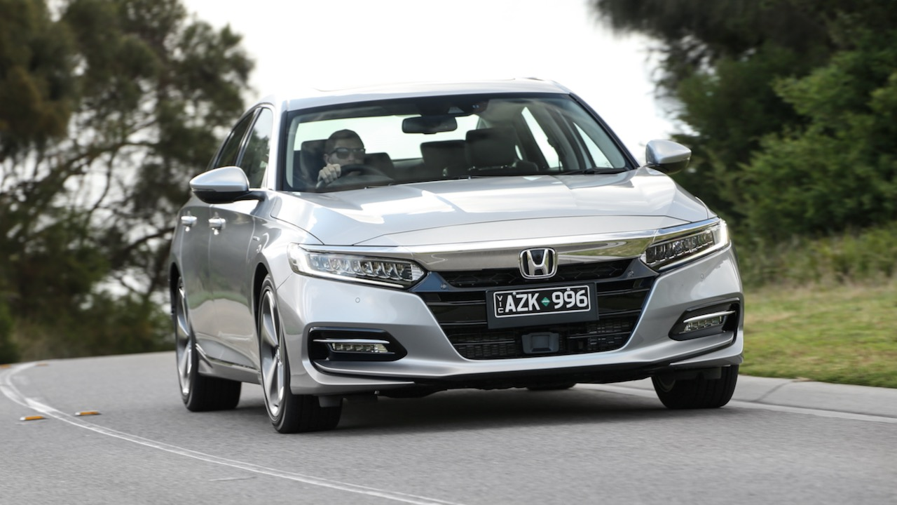 Honda Accord 2020 review handling