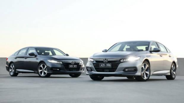Honda Accord 2020 review range