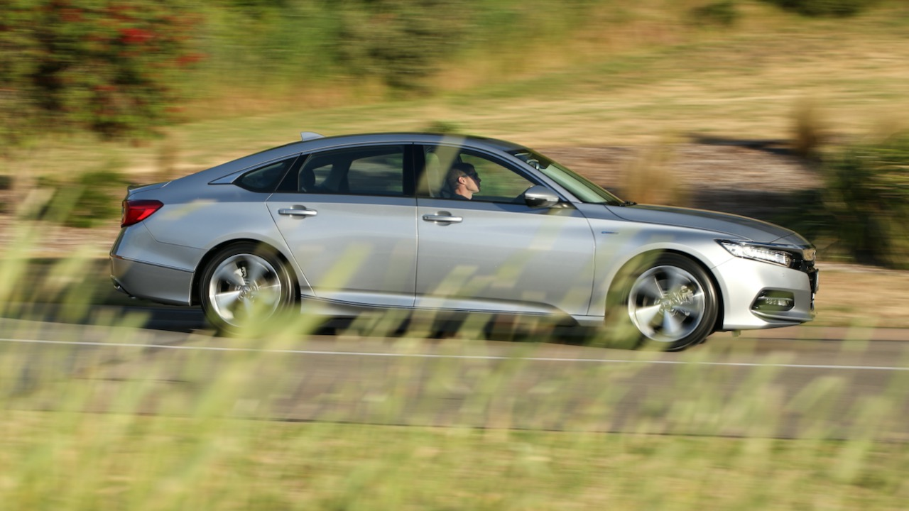 Honda Accord 2020 review ride quality