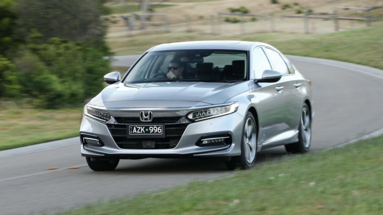Honda Accord 2020 review ride
