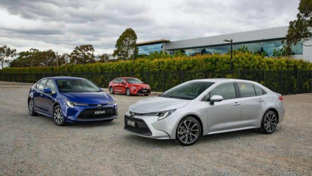 Toyota Corolla sedan review 2020