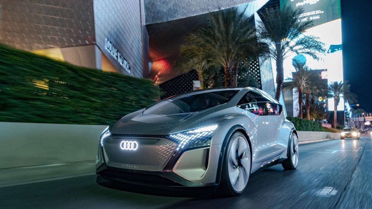 2020 Audi AI:ME Lead