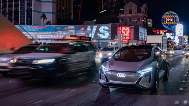 2020 Audi AI:ME 2