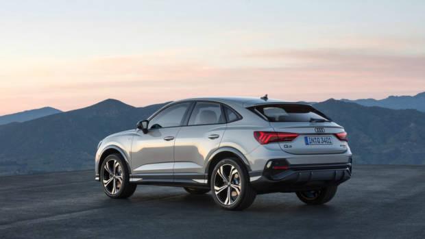 2020 Audi Q3 Sportback 2
