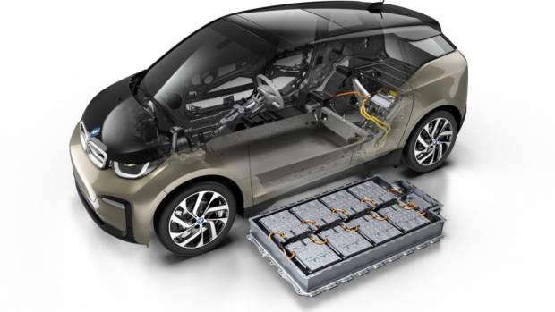 2020 BMW i3 EV - 4