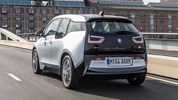 2020 BMW i3 EV - 5