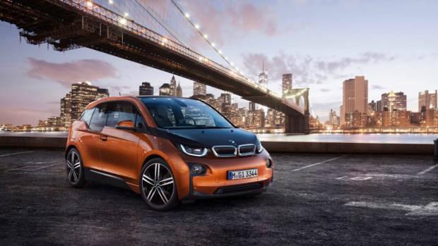2020 BMW i3 EV - 6