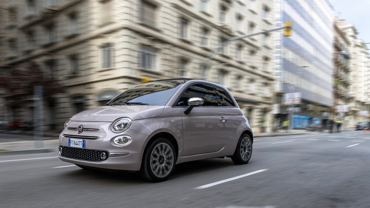 2020 Fiat 500 - 1