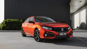 2020 Honda Civic Hatch - 1
