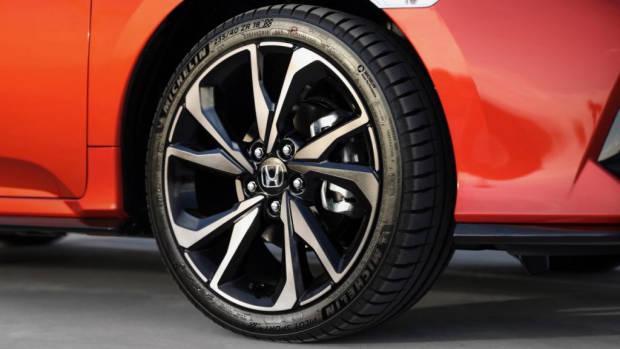 2020 Honda Civic Hatch - 5