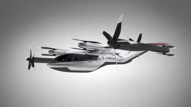 2020 Hyundai S-A1 - 2