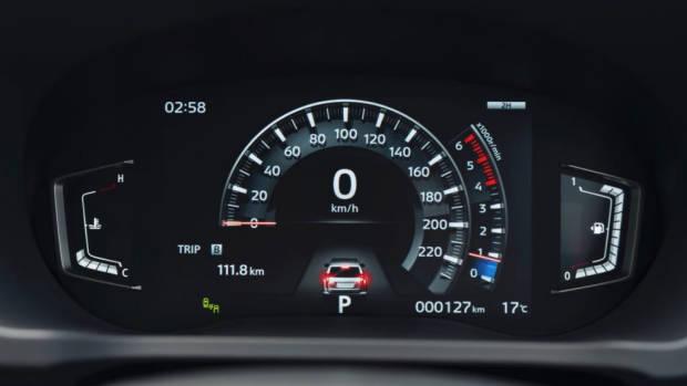 2020 Mitsubishi Pajero Sport - 5