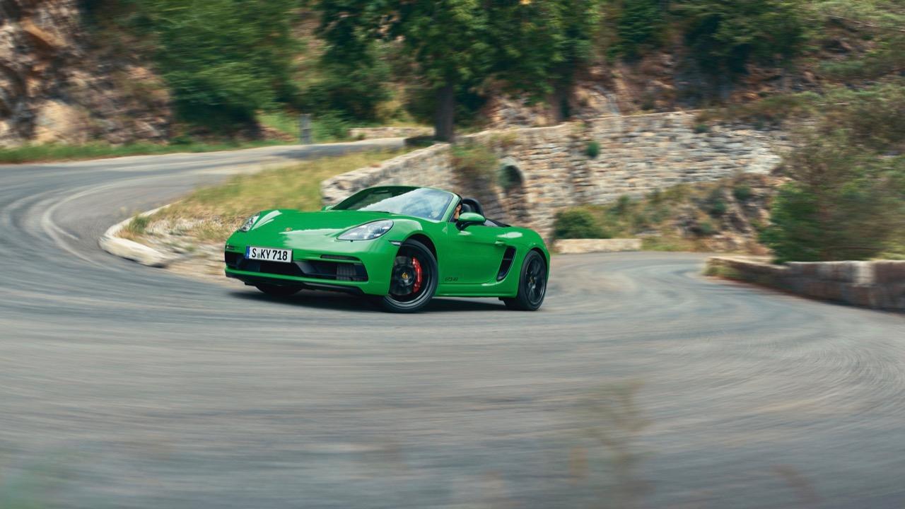 2020 Porsche 718 GTS 4.0 - 3