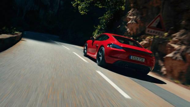 2020 Porsche 718 GTS 4.0 - 6