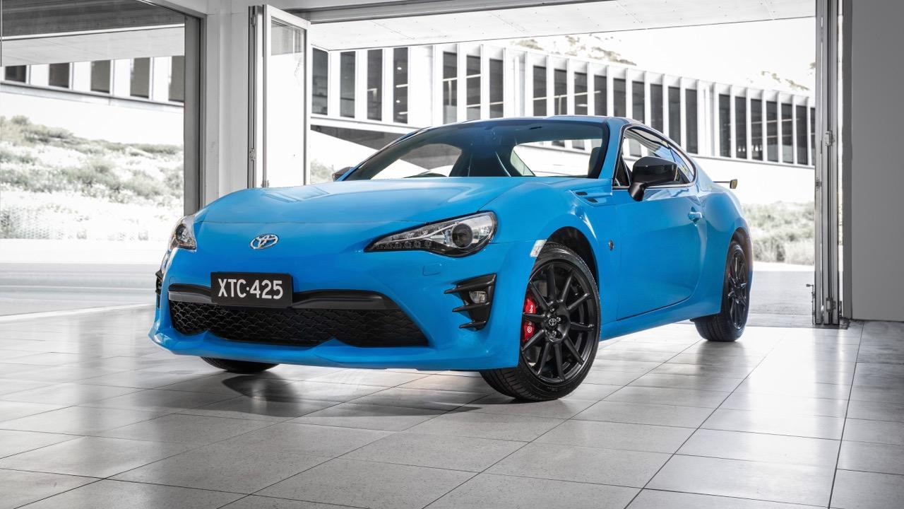 2020 Toyota 86 - 1