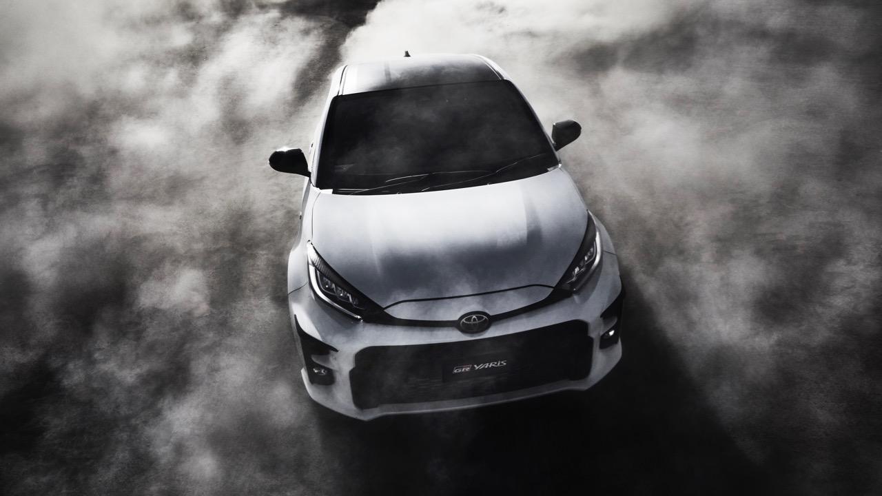 2020 Toyota GR Yaris - 1