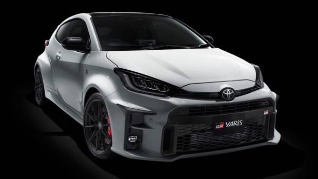 2020 Toyota GR Yaris - 5