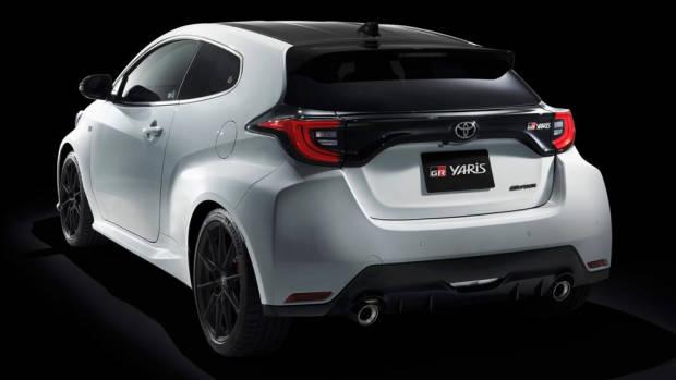 2020 Toyota GR Yaris - 6