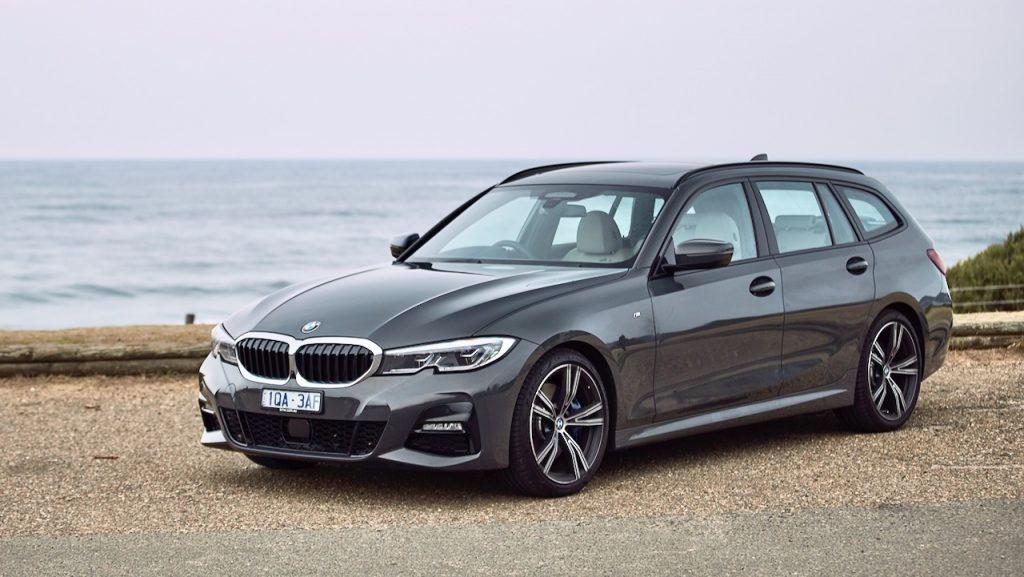 BMW 330i Touring review 2020 design