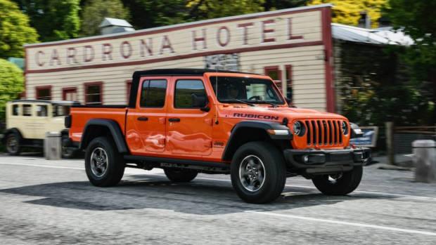 Jeep Gladiator New Zealand 2019