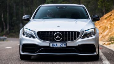 Mercedes-AMG C63 S review 2020