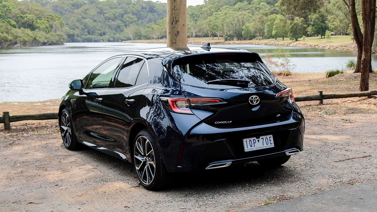 Toyota Corolla ZR hatch review design