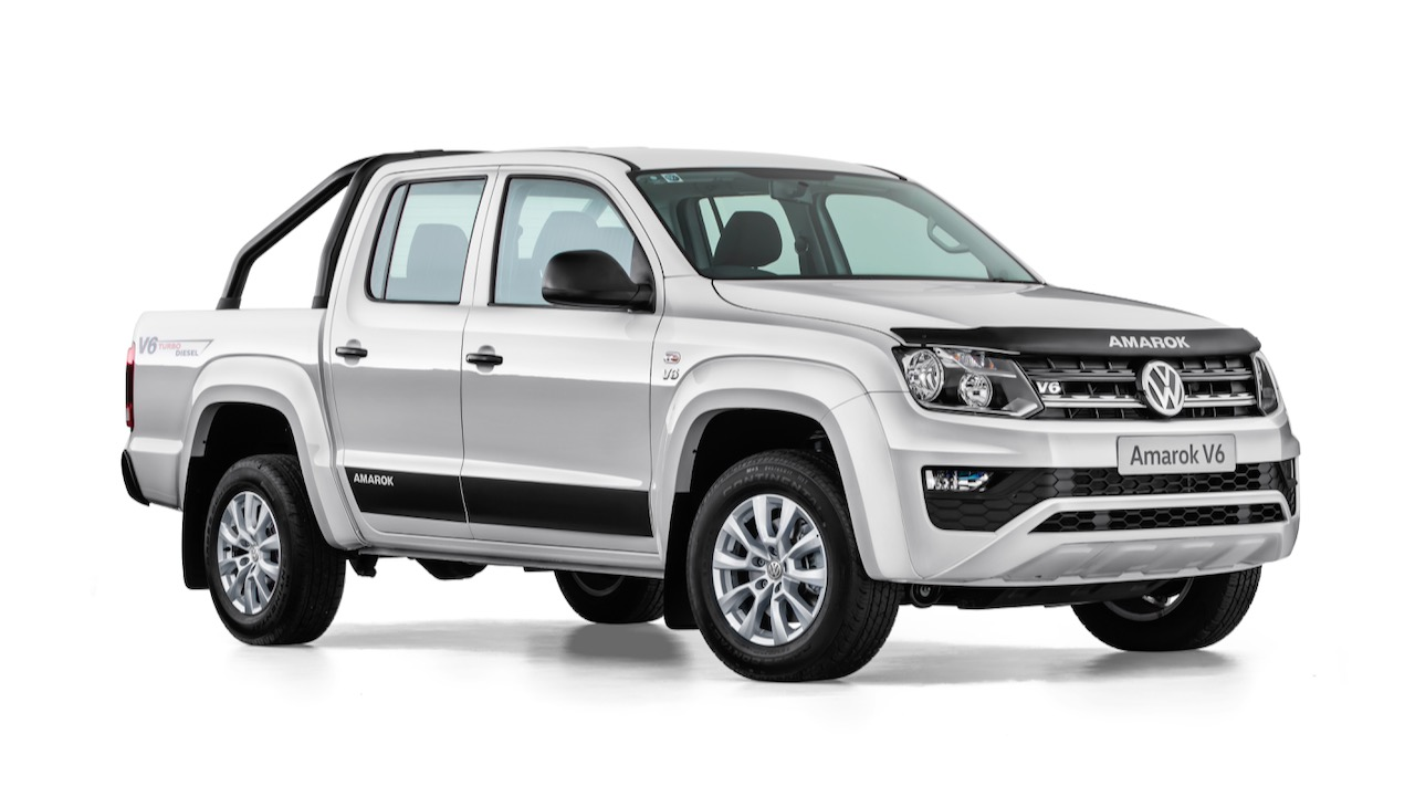 Volkswagen Amarok V6 manual low range 2020 price