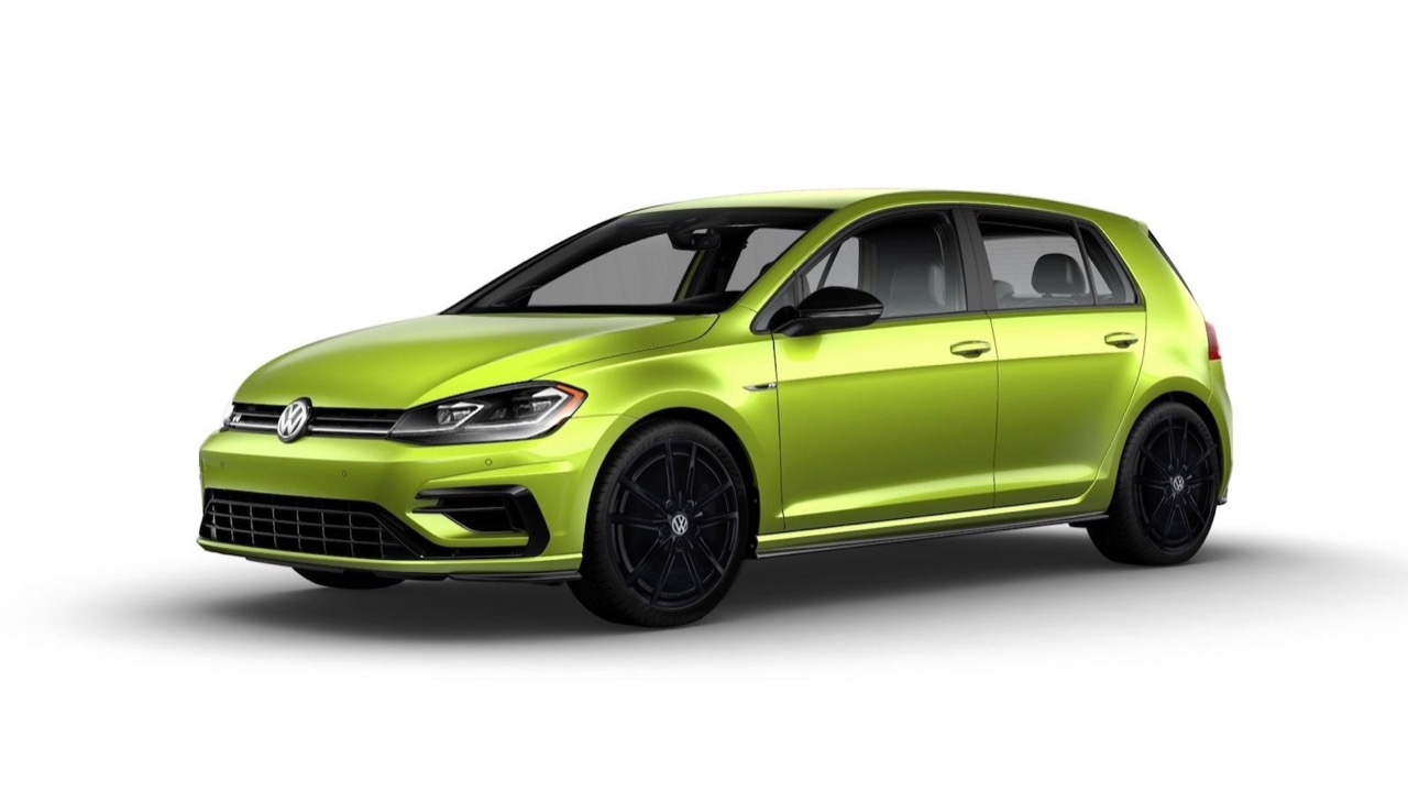 Volkswagen Golf R Final Edition 2020 Australia