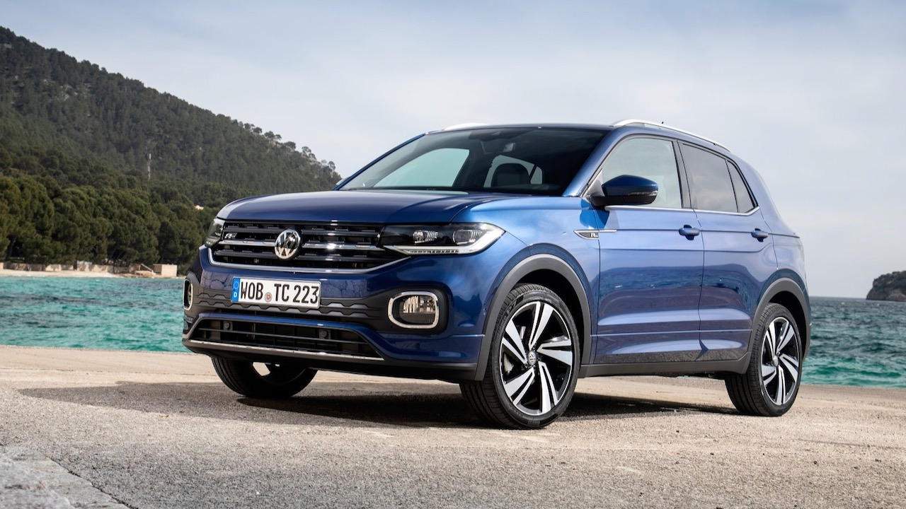 Volkswagen T-Cross Australia review 2020