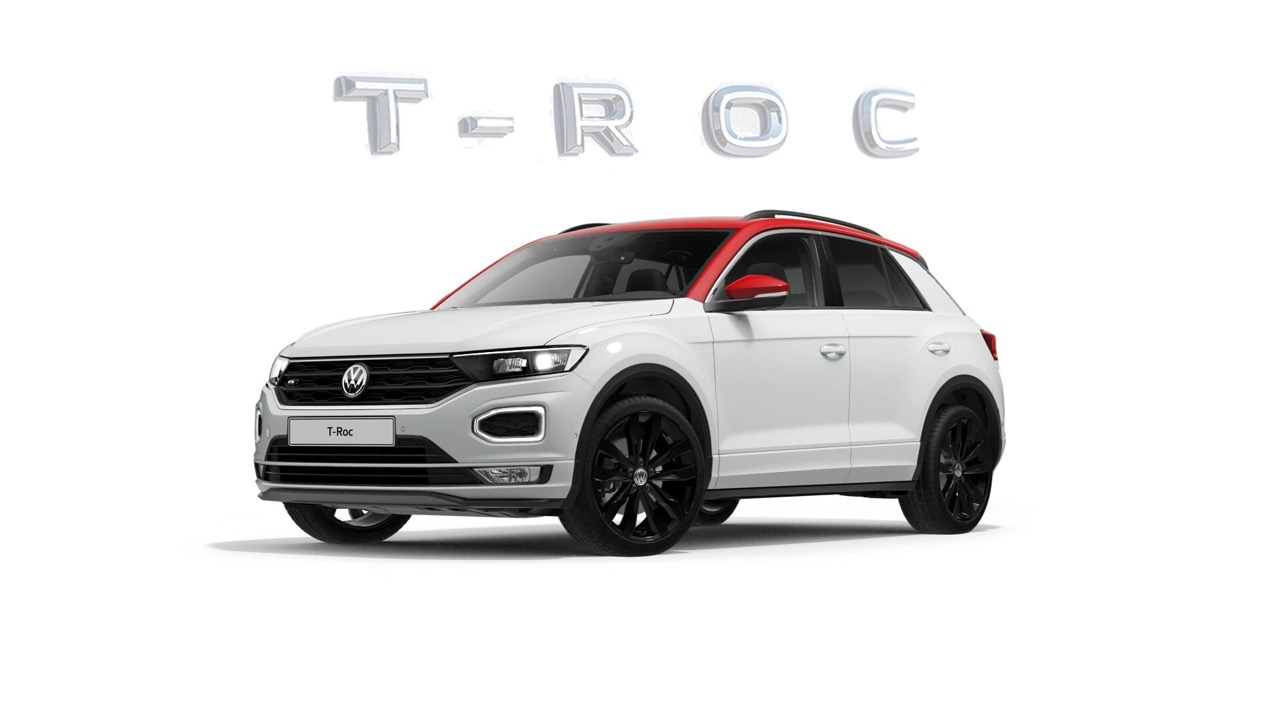 Volkswagen T-Roc Australian pricing 2020