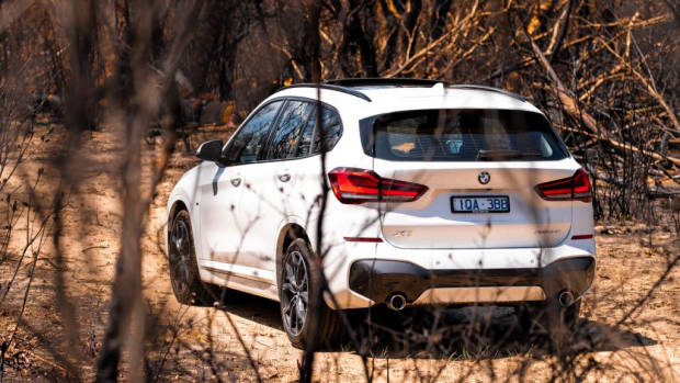 BMW X1 2020 review styling