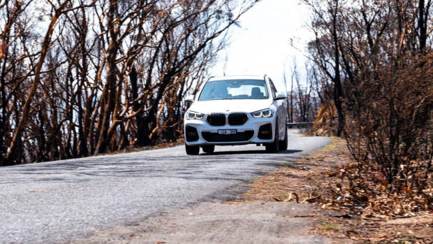 BMW X1 2020 review ride quality