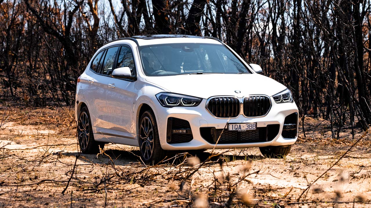 BMW X1 2020 review design