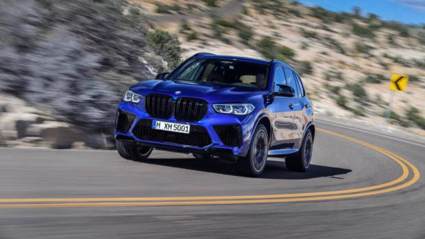 2020 BMW x5 M and x6 M - 1