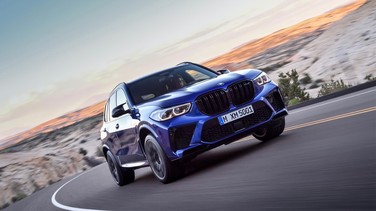2020 BMW x5 M and x6 M - 2