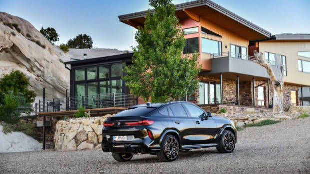 2020 BMW x5 M and x6 M - 5